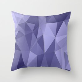 Vertices 10 Throw Pillow