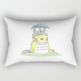 My Neigh-PEAR Totor0 Rectangular Pillow
