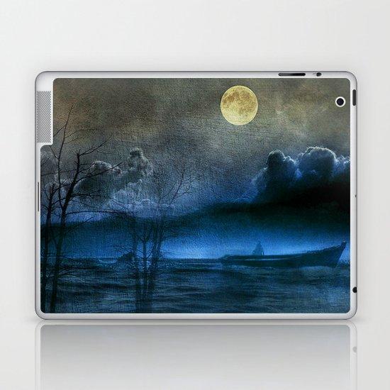 Trip in the dark II Laptop & iPad Skin
