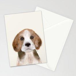 little beagle Stationery Cards