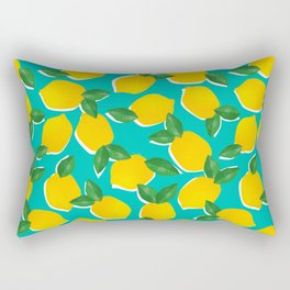 Lemons for daysss Rectangular Pillow