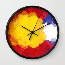 Colorado Proud Wall Clock