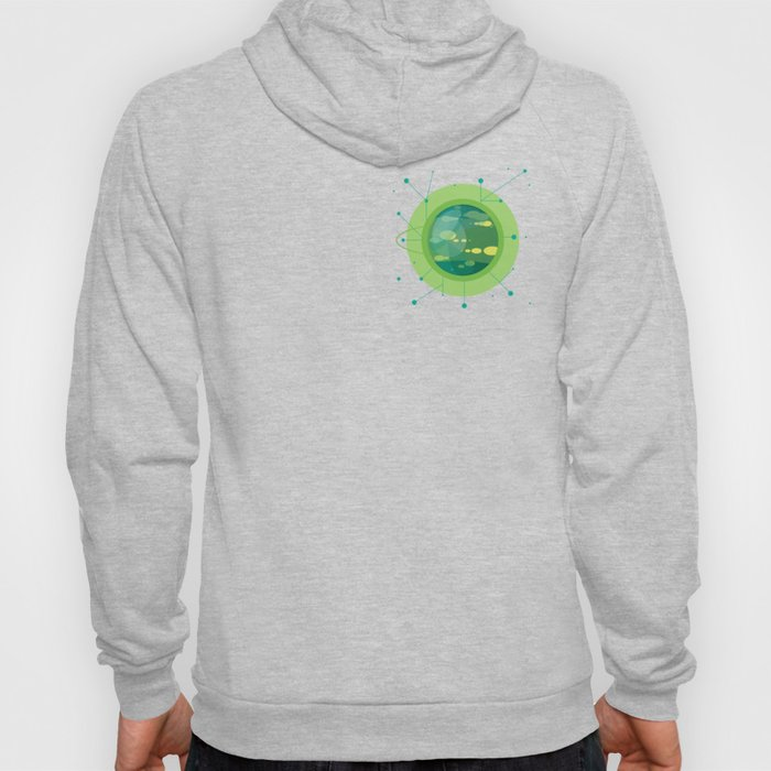 Planet G - Trappist System Hoody