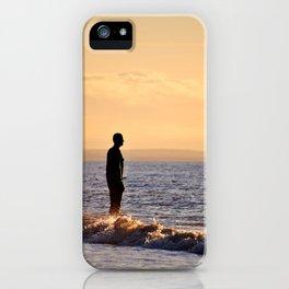 Iron Men of the Sea iPhone Case