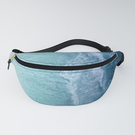 Turquoise Sea Fanny Pack