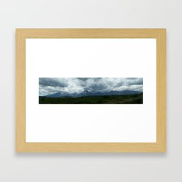 Grand Teton National Park Framed Art Print