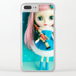 skaters waltz Clear iPhone Case