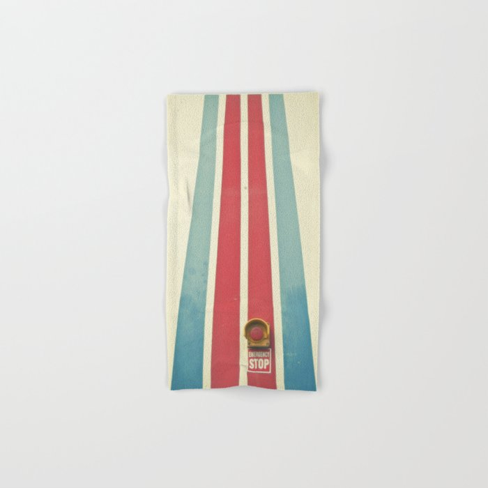 Emergency Stop Hand & Bath Towel