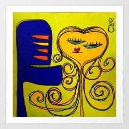 CUAIMA Art Print