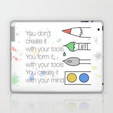 Create It Laptop & iPad Skin