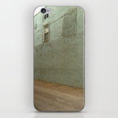wall/post iPhone & iPod Skin