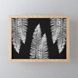 Pacific Northwest Silver Fern Forest Adventure Framed Mini Art Print