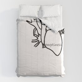 What's in your heart ? Comforters