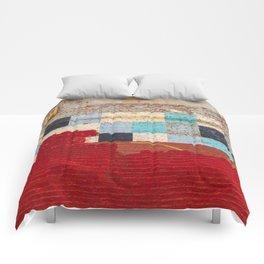 Brooklyn Architecture II Comforters
