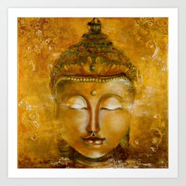 Buddha Art Kunstdrucke