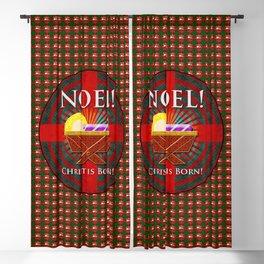 Noel! Blackout Curtain