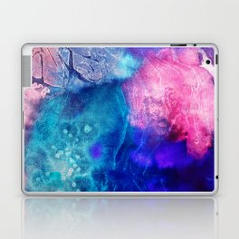 Magic watercolor  Laptop & iPad Skin