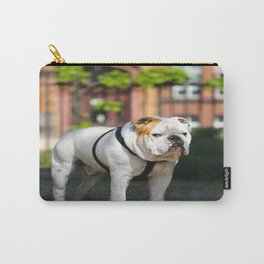 No Entry - Bulldog #decor #homedecor Carry-All Pouch