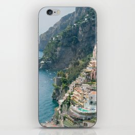 Italy. Amalfi Coastline iPhone Skin