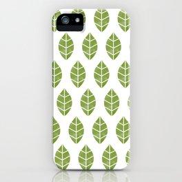 Matcha iPhone Case