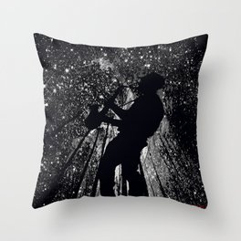 NEW ORLEANS JAZZ Throw Pillow
