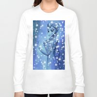frozen Long Sleeve T-shirts featuring Frozen by shannon's art space