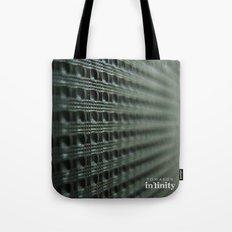 Towards Infinity Tote Bag