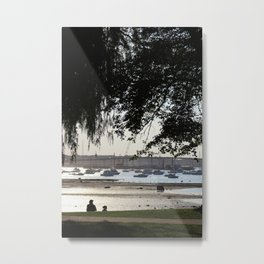 Beach Views Metal Print
