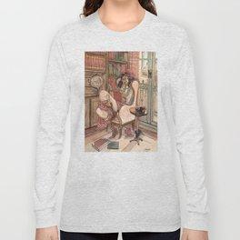 Le Salon Rouge Long Sleeve T-shirt