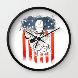 The Hero Of Our Time Wall Clock
