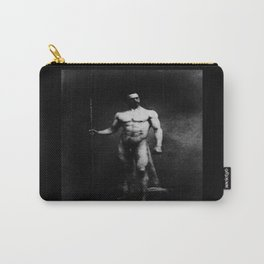 Male nude by Eugene Durieu 1853 Carry-All Pouch