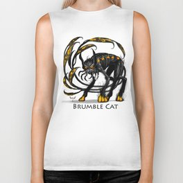 Brumble Cat Biker Tank