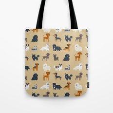 EASTERN EUROPEAN DOGS Tote Bag