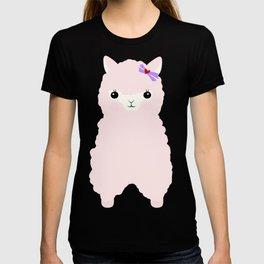 Alpaca in Love V 2 T-shirt
