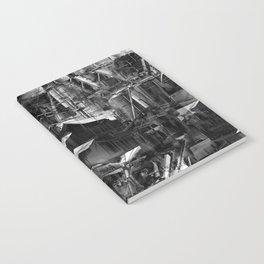 Post-Modern Industrial Complex:  The Art of Regressing Notebook