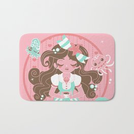Royal Milk Sea Bath Mat