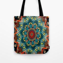 Spiral Mind Tote Bag