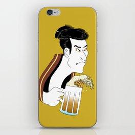 Ukiyoe Kampai! iPhone Skin