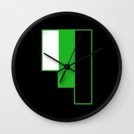 Neutrois Wall Clock
