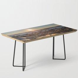 Majestic Beach Sunset Coffee Table