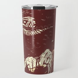 joker grin Travel Mug