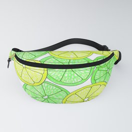 Lemons and Limes Fanny Pack