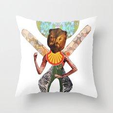 THE ANGEL GABRIEL Throw Pillow