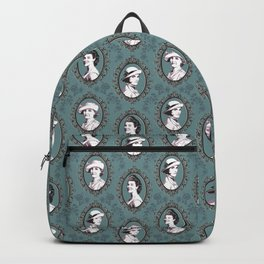 Downton sisters Backpack