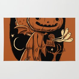 Hallowe'en Box Rug