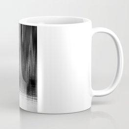 Abstract Trees Monochrome Coffee Mug