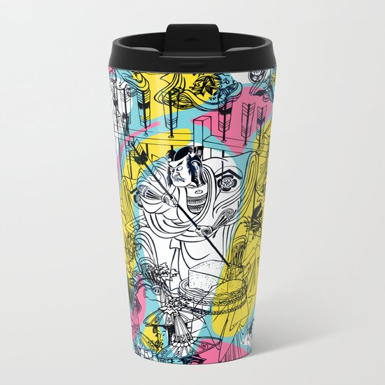 Genji Monogatari 2 Metal Travel Mug
