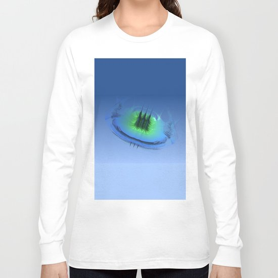 Under the Sea   (A7 B0123) Long Sleeve T-shirt
