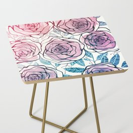 Ode to Summer Side Table