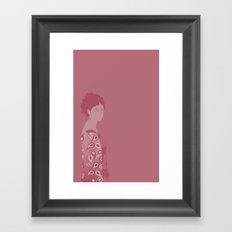 Inara, Firefly Serenity Framed Art Print